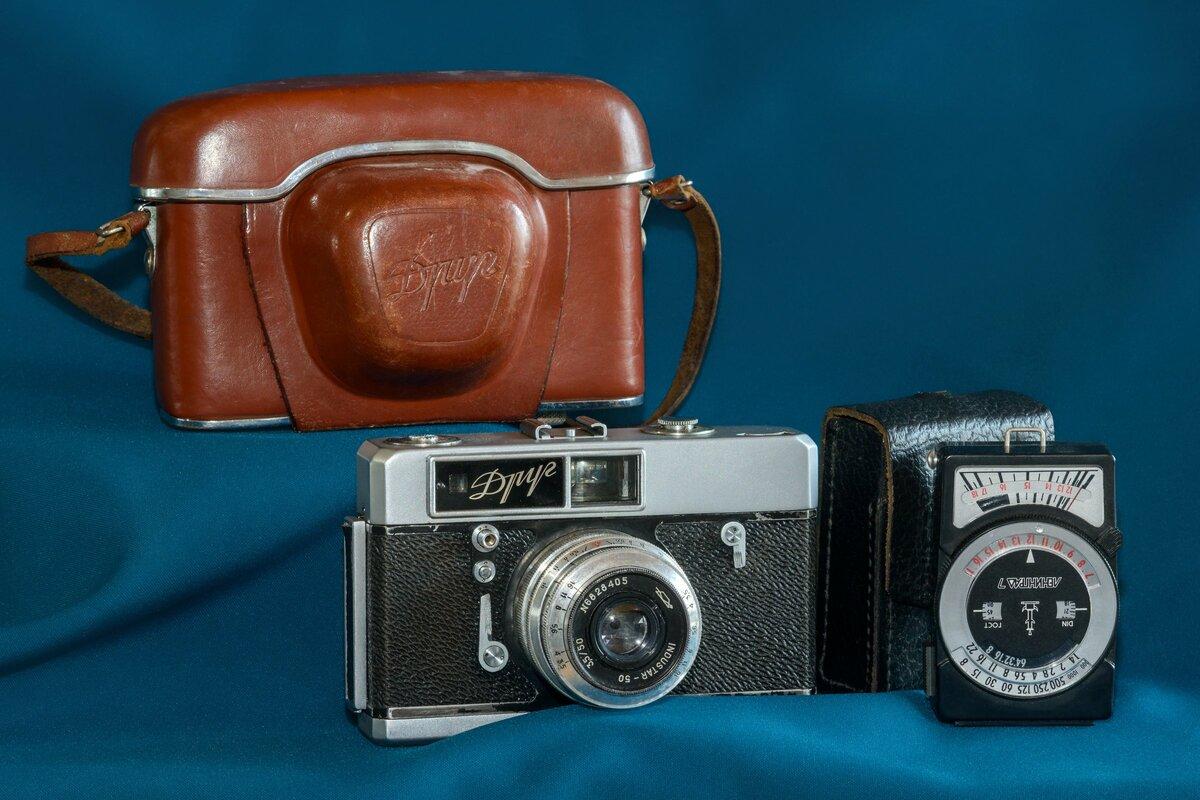 нас музей советских фотоаппаратов жизни так