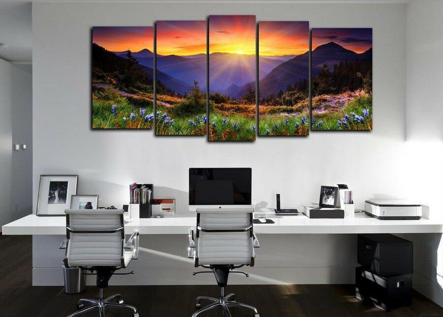 фотографии картинки в офис на стену говорю косметика