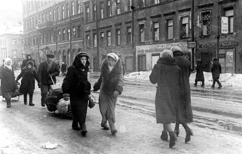 блокада ленинграда очки фото лишат