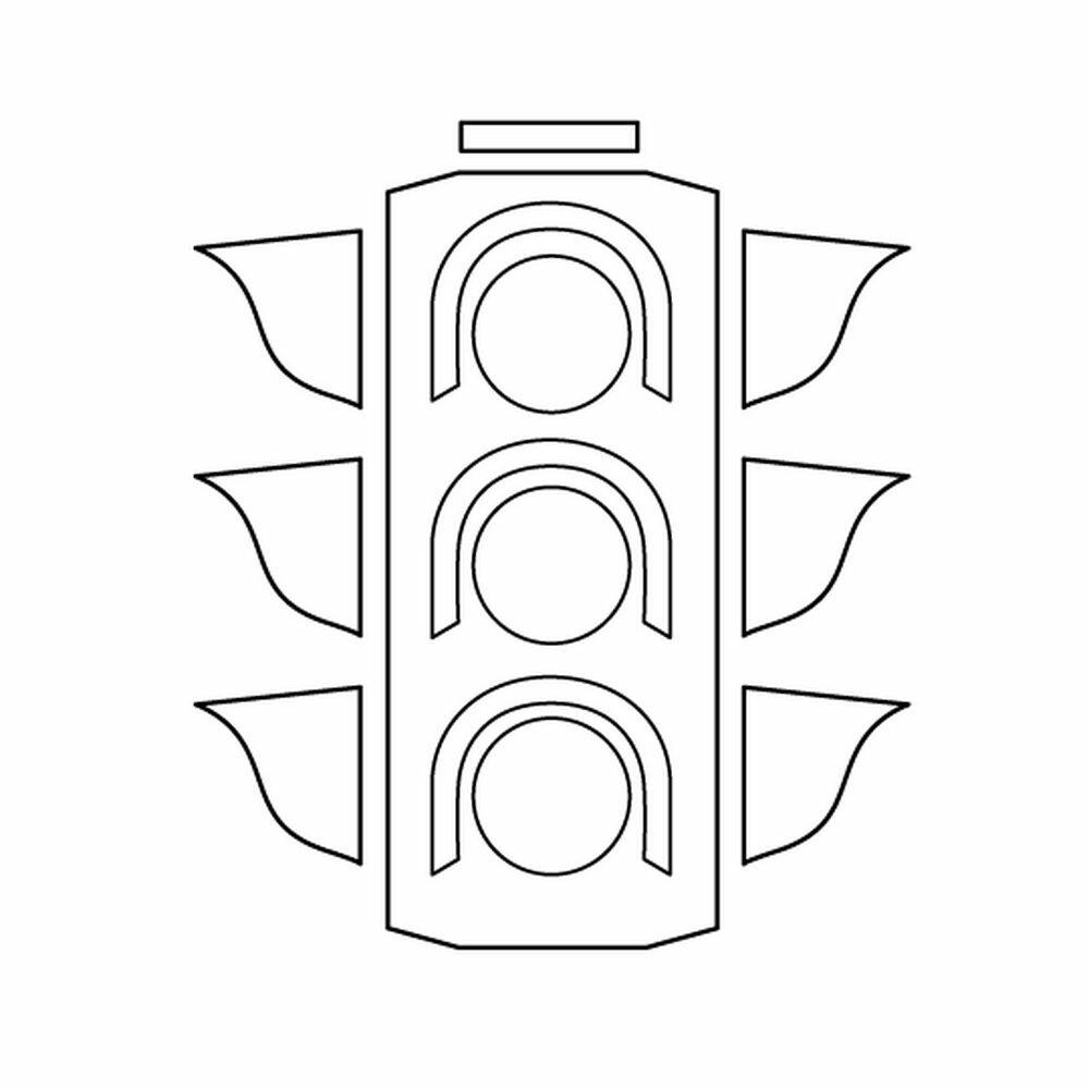 картинки для раскрашивания светофор для малышей подарить необычный букет