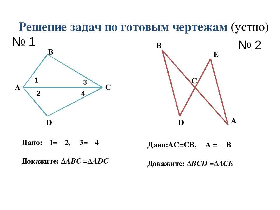 Решение по геометрии картинки