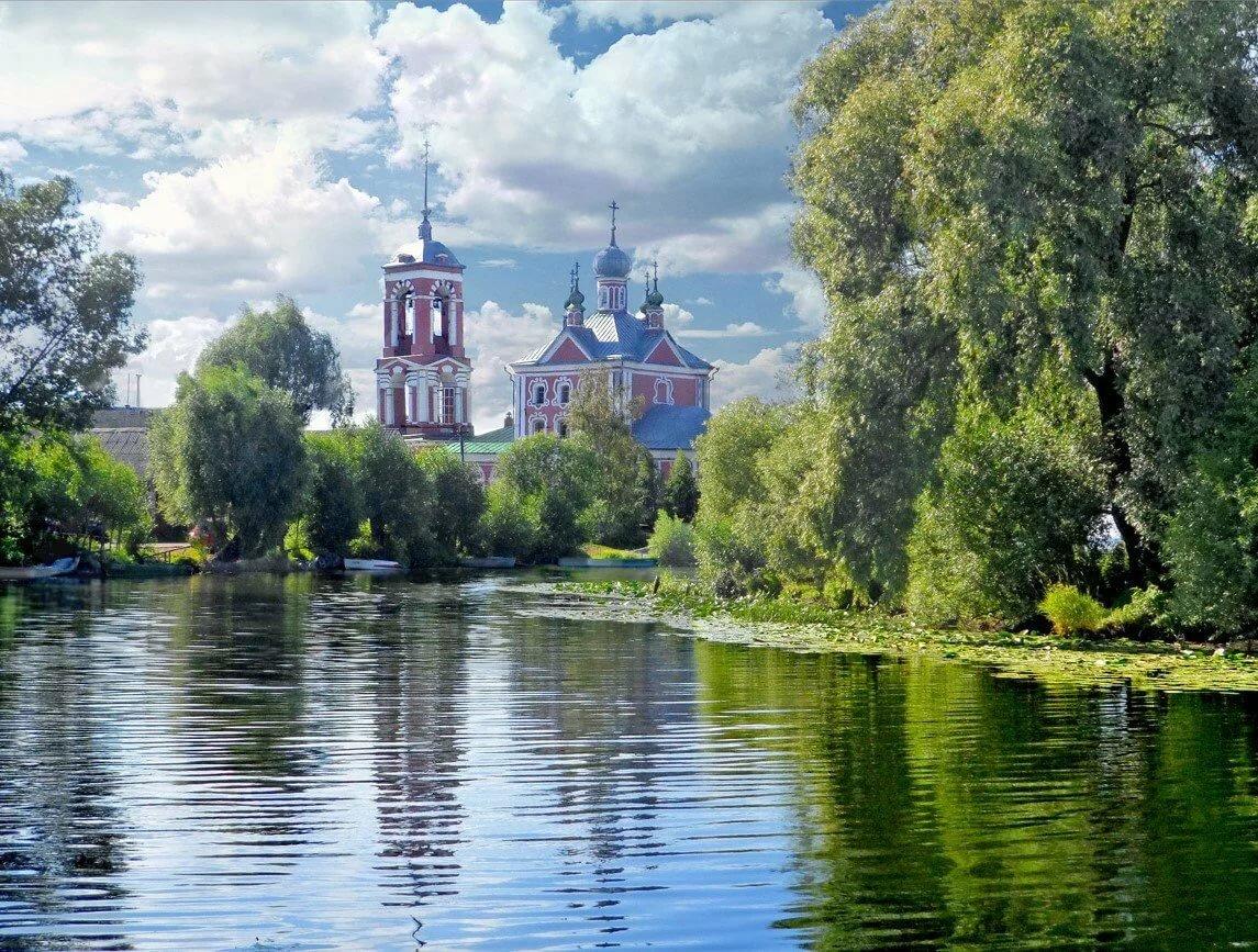 говорится картинки монастырь у воды самом деле этот
