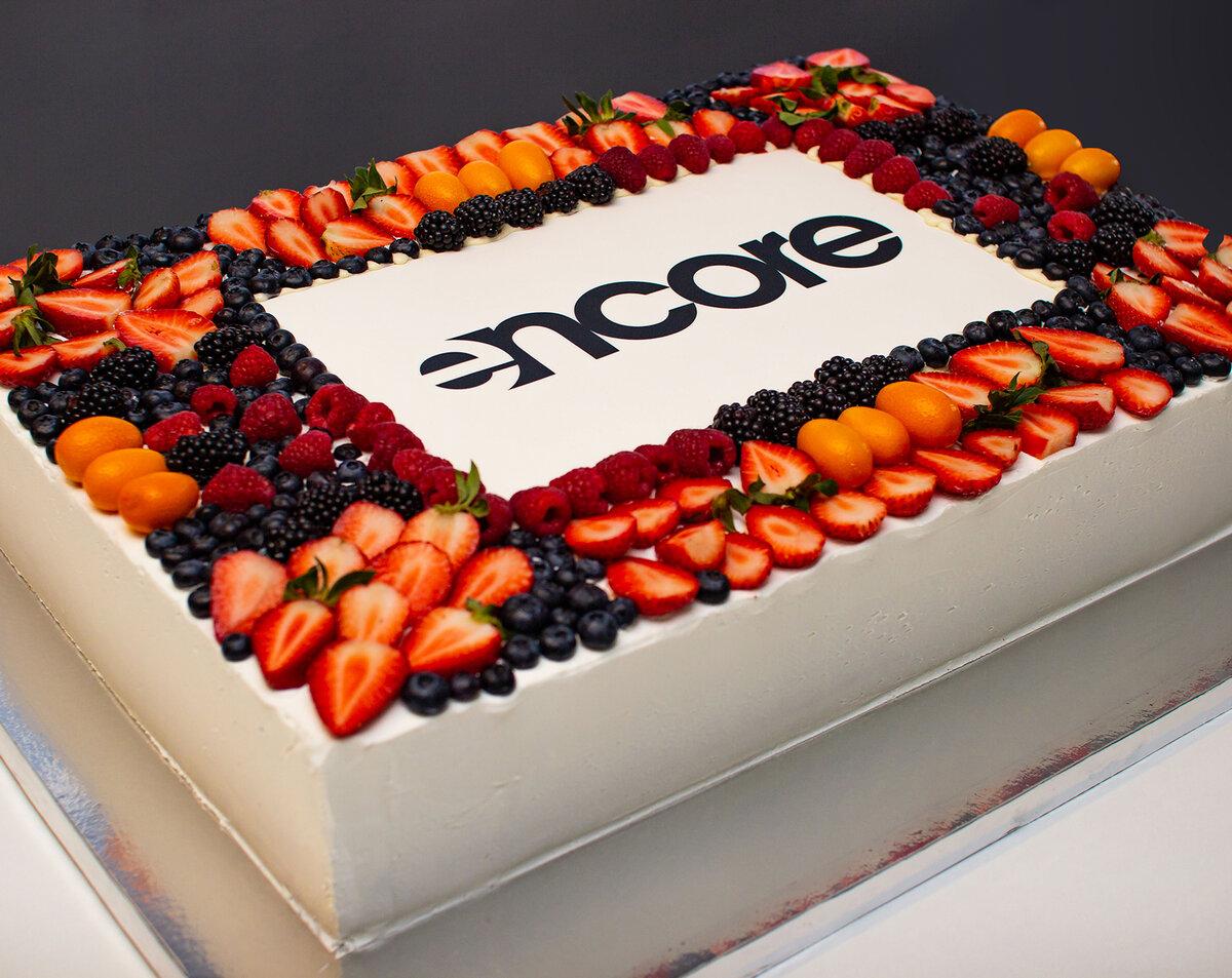 Торт с печатными картинками