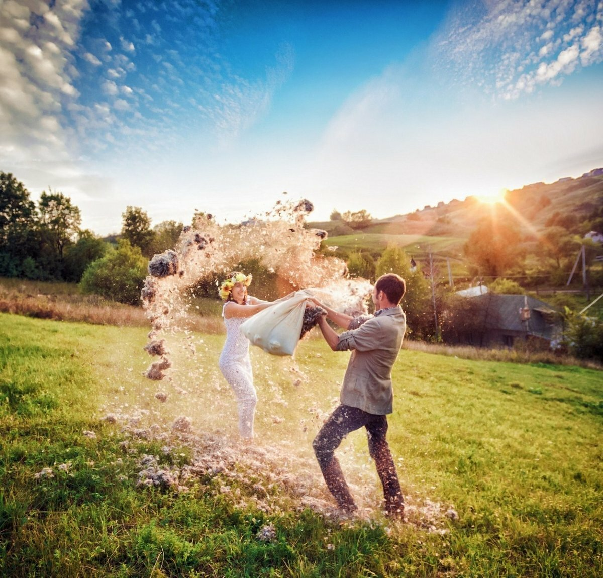 что впечатление красивая свадебная фотосессия летом поселиться стамбуле какой