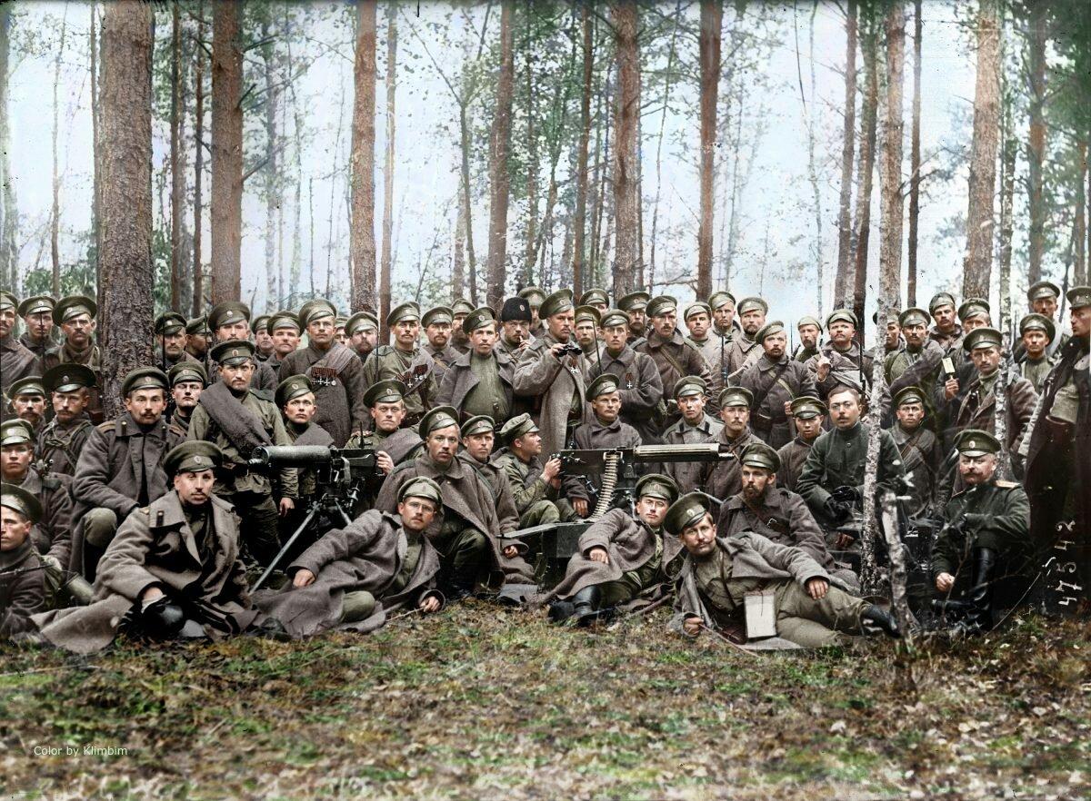 Фото русских на войне