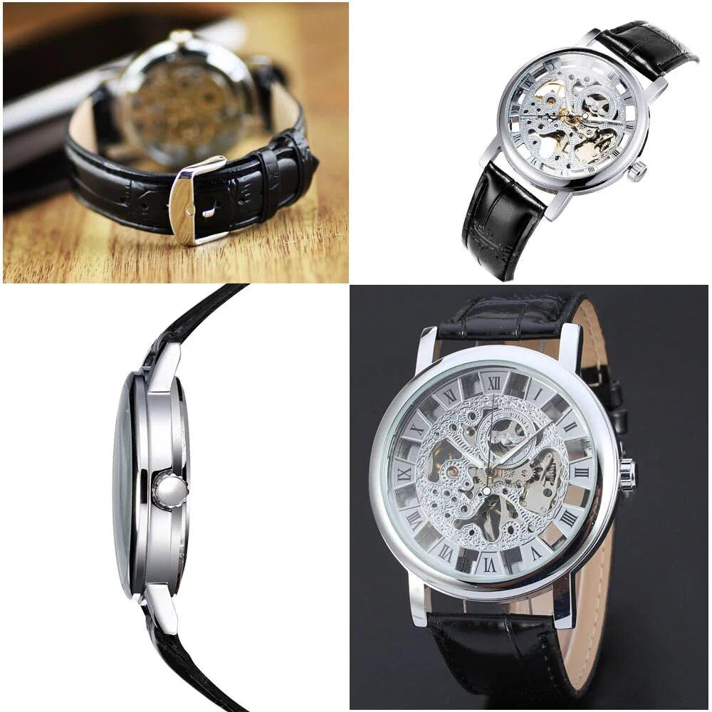 Надежность и параметры часов Winner Classic  Silver