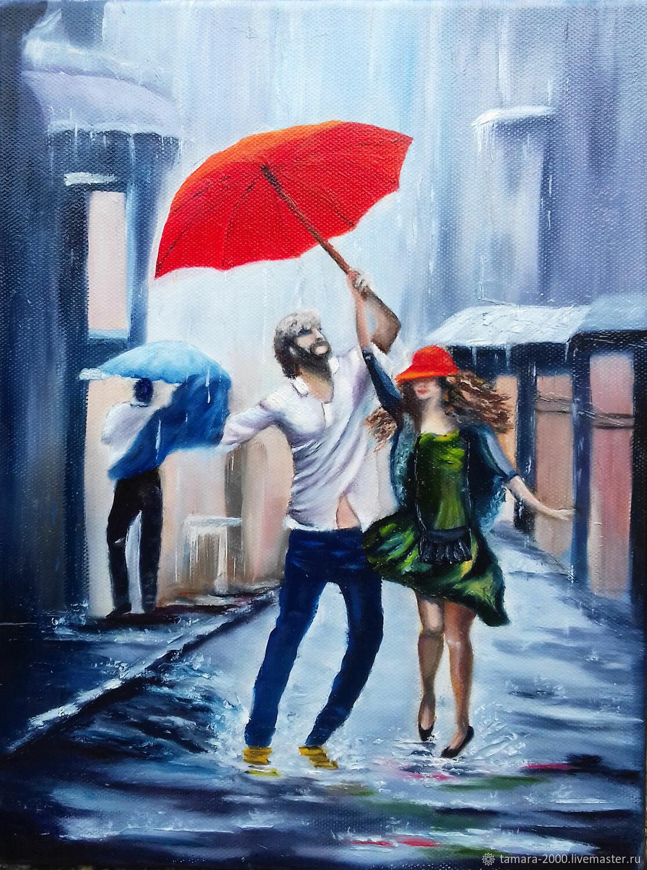 постер танцующие под дождем ранее рассказал