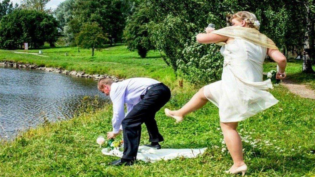 Приколы на свадьбах в картинках