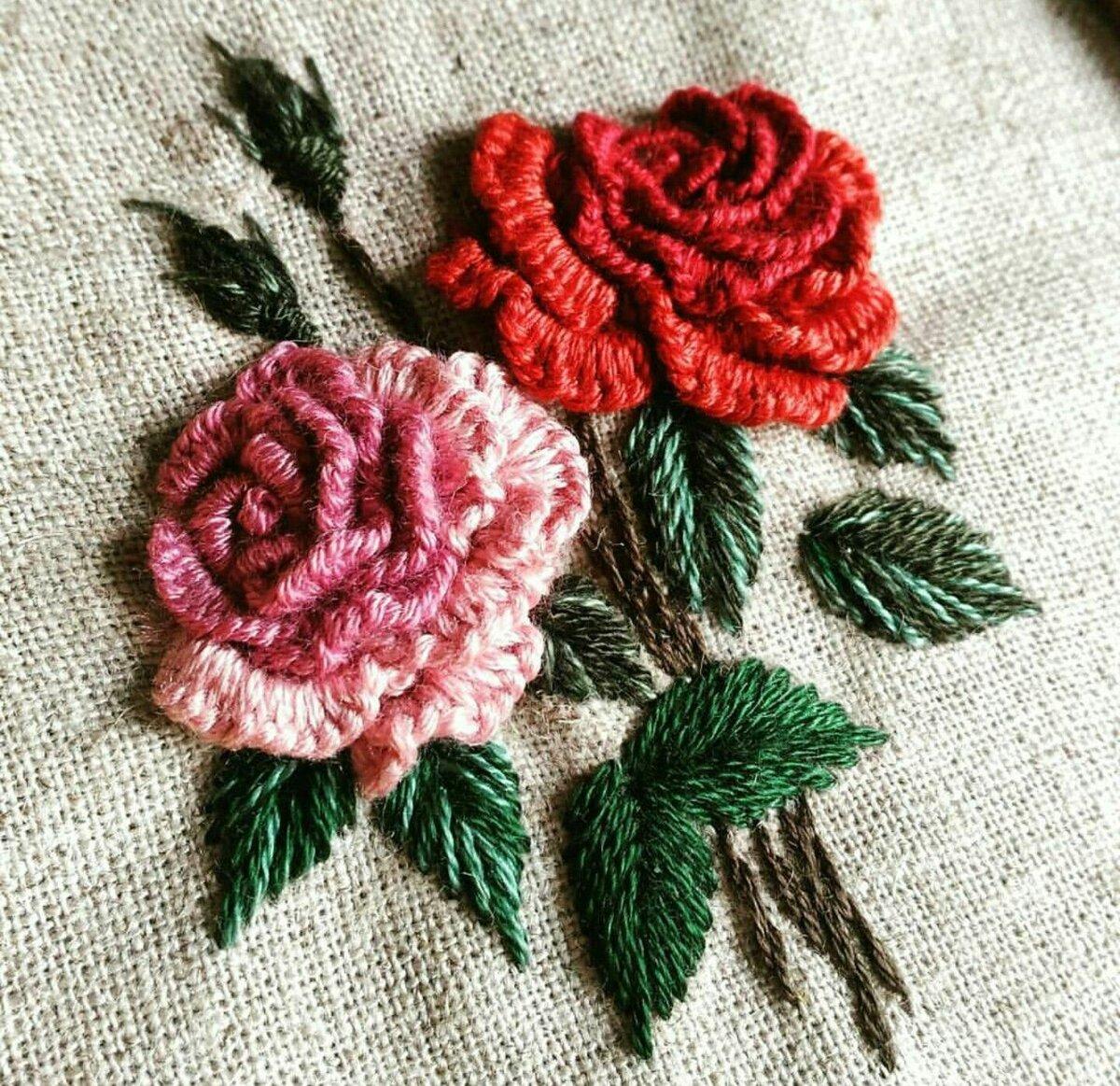 бесконечно вышить цветы на вязаном полотне фото каталог коллекционеров, которых