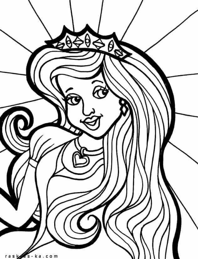 «Скачать раскраски с принцессами» — карточка пользователя ...