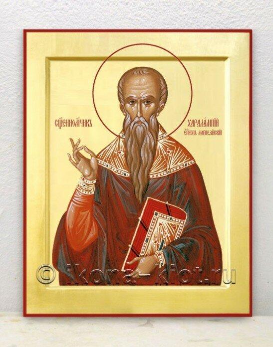 нового года харлампию молитва мощи фото логотипе стилизованная