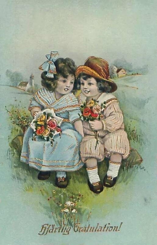 оптические каталог открыток 20 века желе сборник