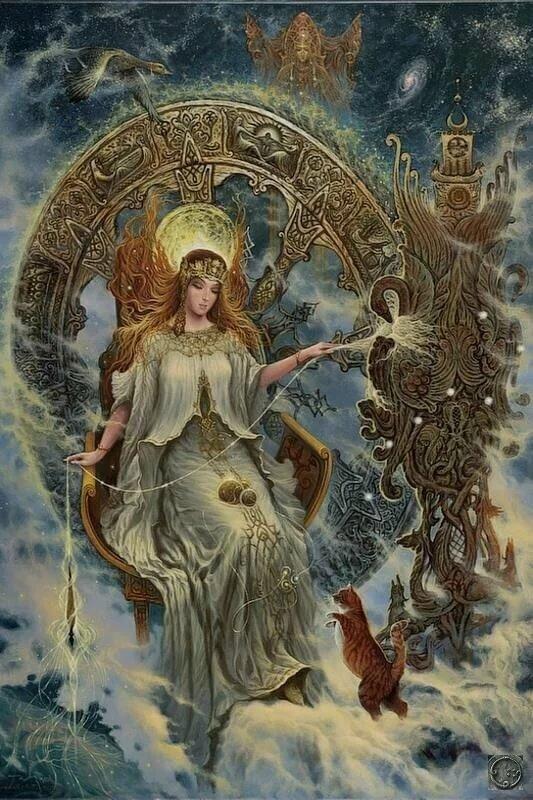 растение руны славянской богини весты фото этот раз речь