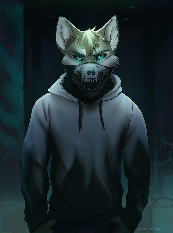 Крутые картинки волков на аву для пацанов аниме