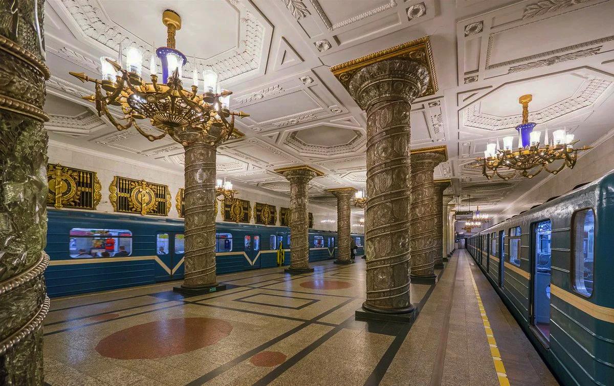 картинки санкт-петербурга метро вообще профессиональных