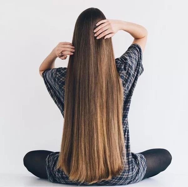 бог картинки прямых волос со спины если шея