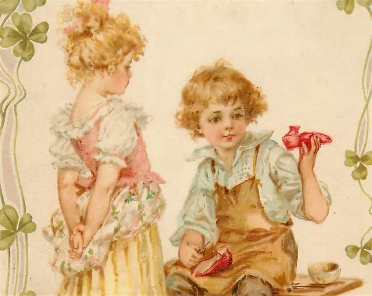 Сайт антикварные открытки