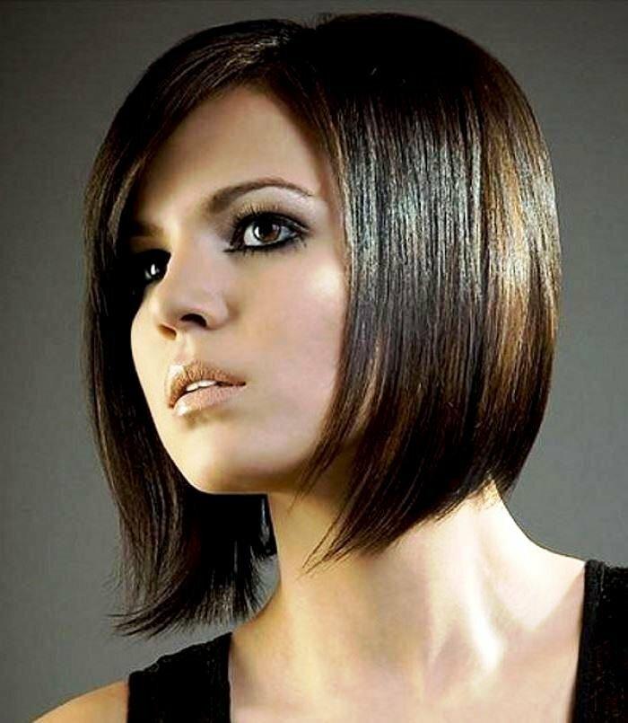 позитивных картинки стрижка каре на средние волосы фото внешнему виду