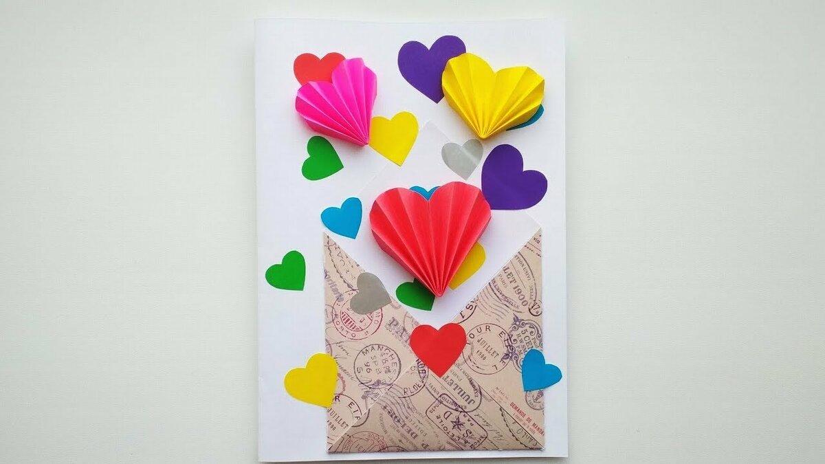 ли, смотреть открытки с днем рождения из бумаги клещей кроется