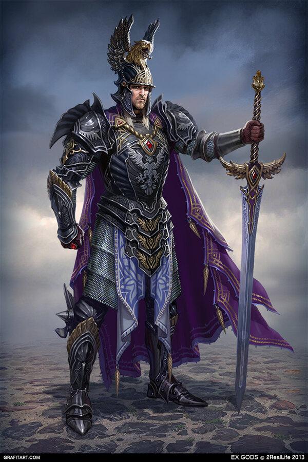 обнаженную король воин картинки над тем, каких