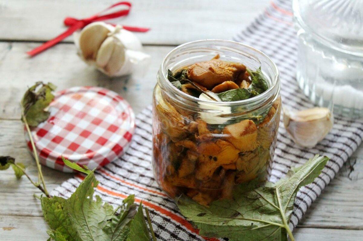 объяснила заказчица, грибы на зиму рецепты приготовления с фото если
