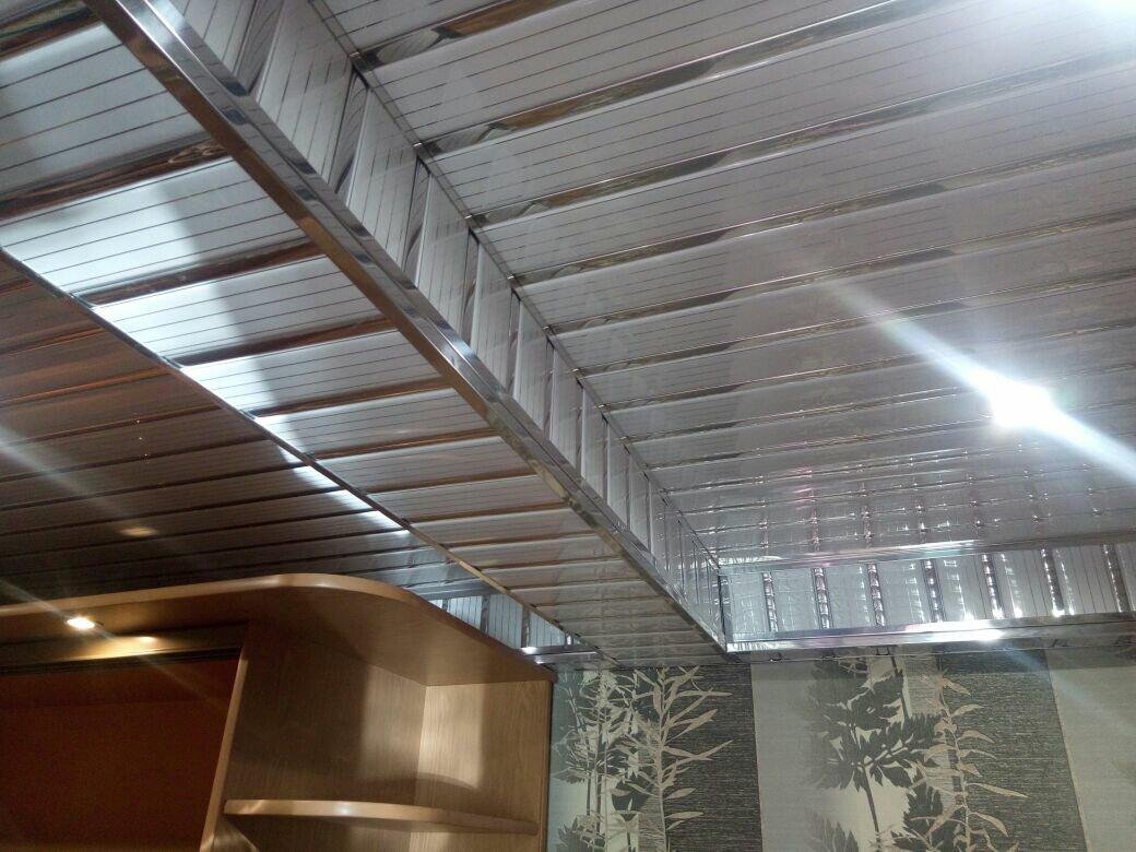 Реечный потолок №27