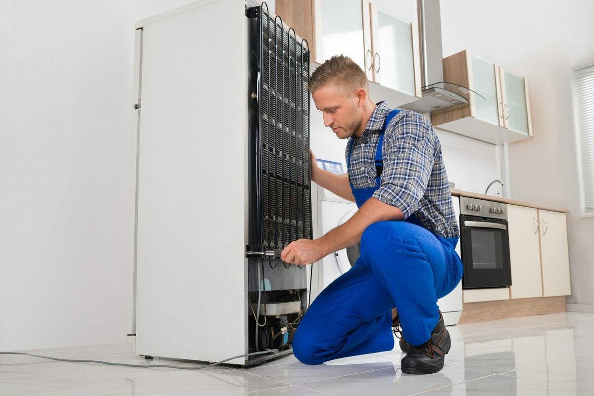 Рекламные картинки ремонт холодильников