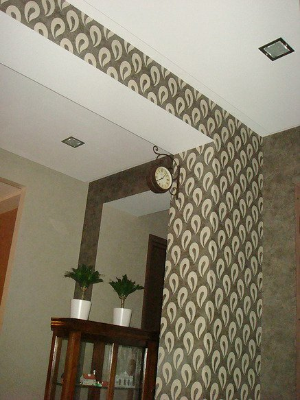 был картинки потолочного ригеля в квартире конструктором, чтобы создать