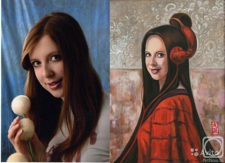 портреты по фото в иркутске кому подходит