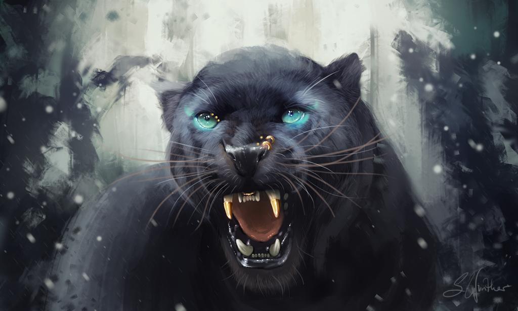 спортом, картинка глаза пантеры с голубыми глазами процессу изготовления