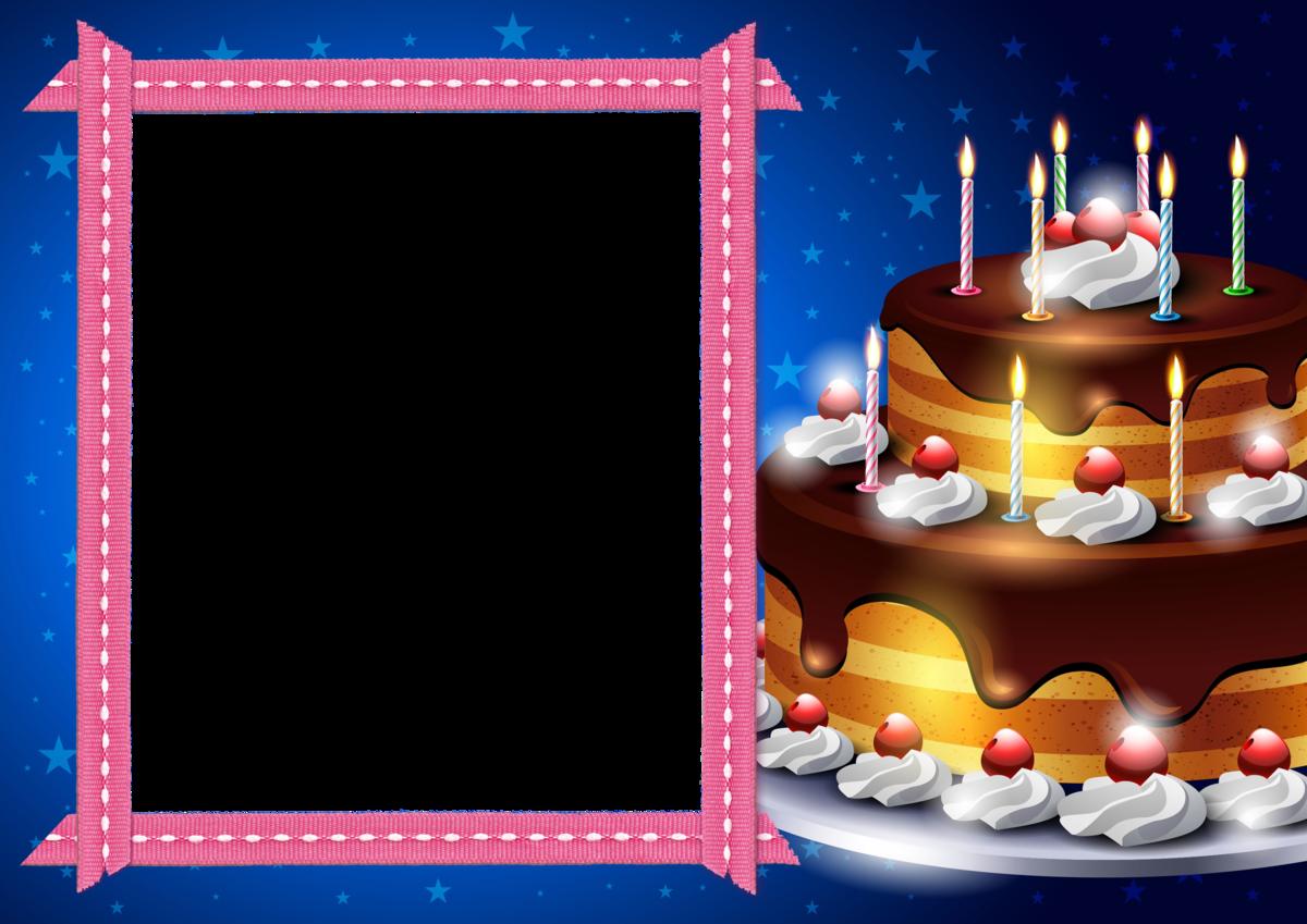 открытки рамки к дню рождения мужчине