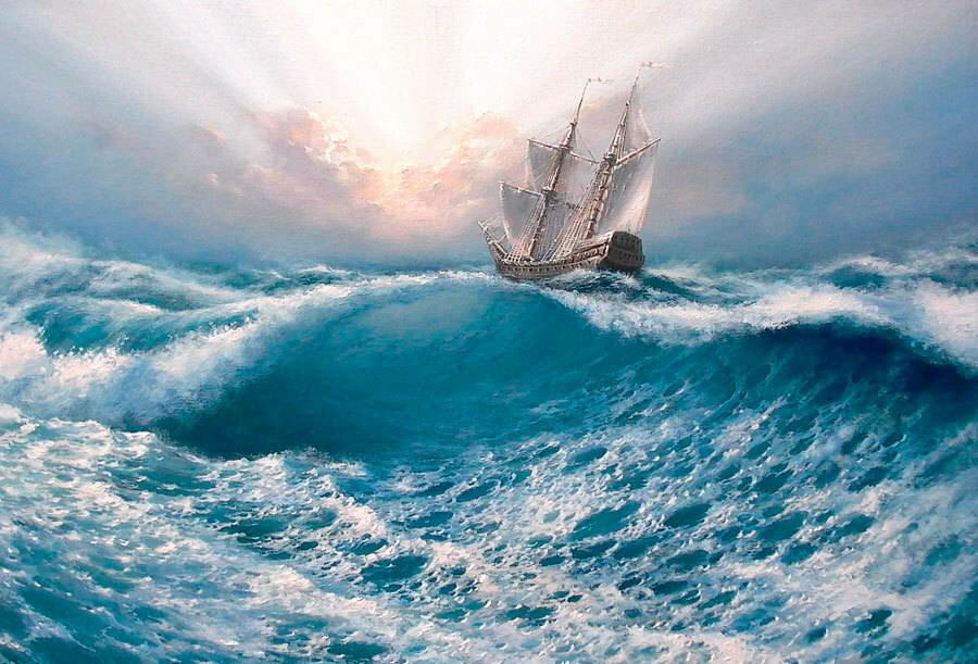 картинка ветер корабли пусковые