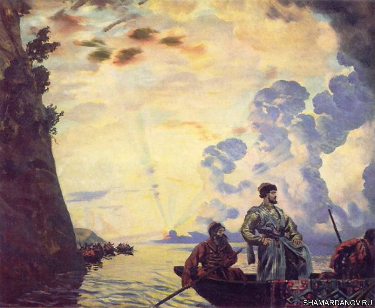 2 июля 1670 года войско атамана Степана Разина овладело Астраханью