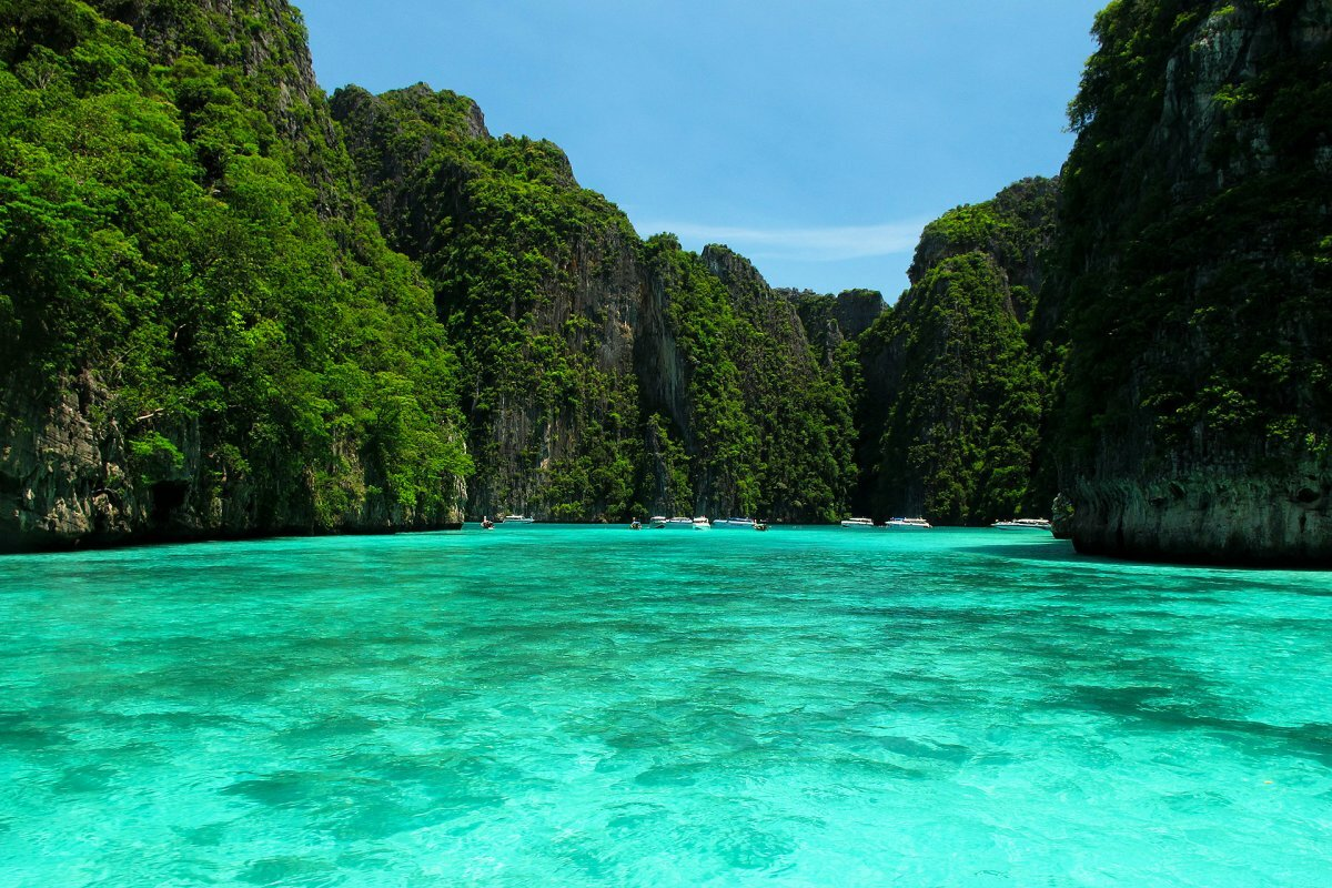 ремонт обязательно райские острова фото в тайланде научиться созданию картин