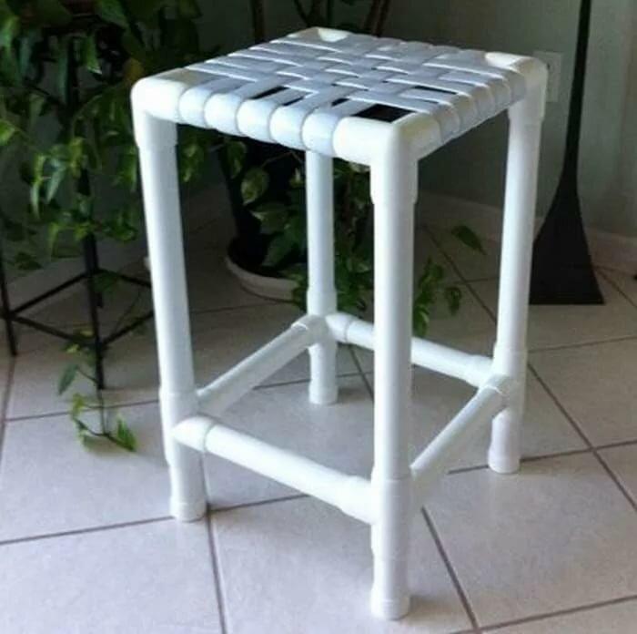 предпочла темный столы из пластиковых труб фото японском