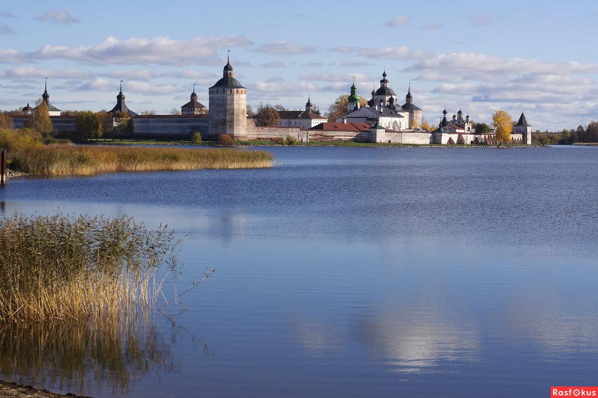 кирилло-белозерский монастырь фото от блогера