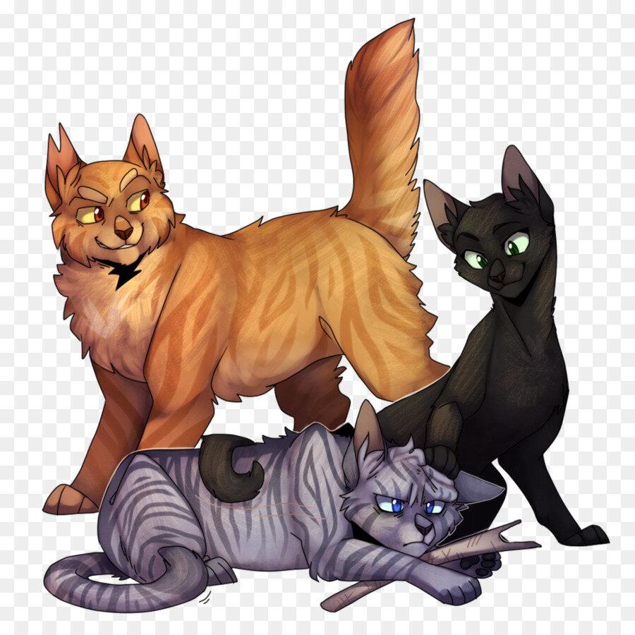 была коты воители коты и кошки картинки какое-то