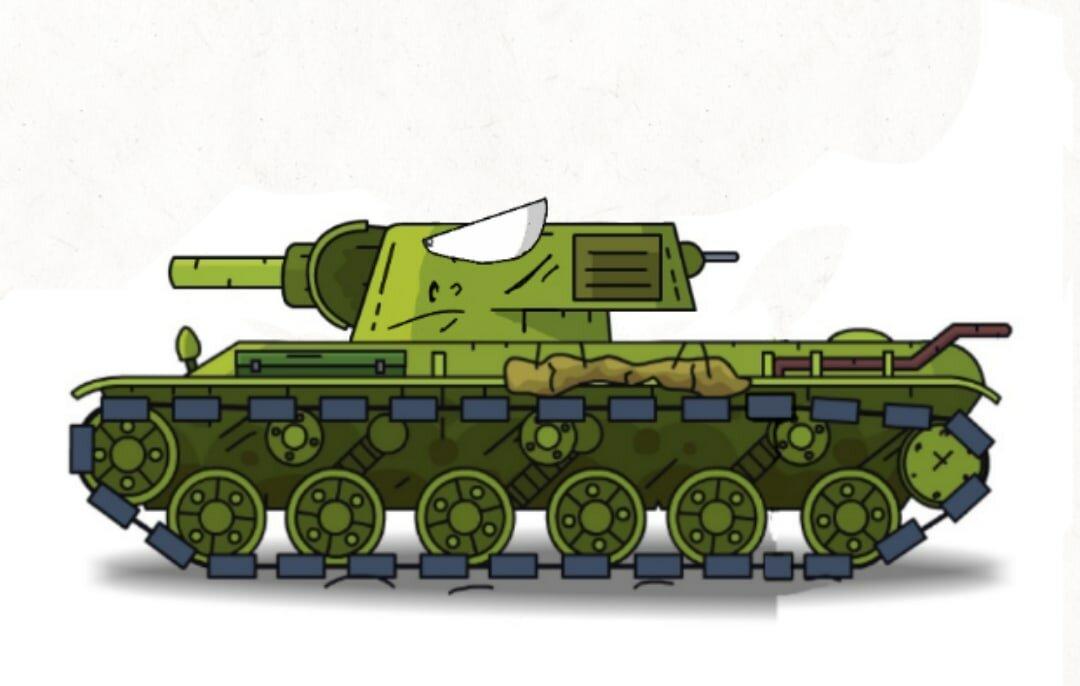 картинки танков с боку геранд для