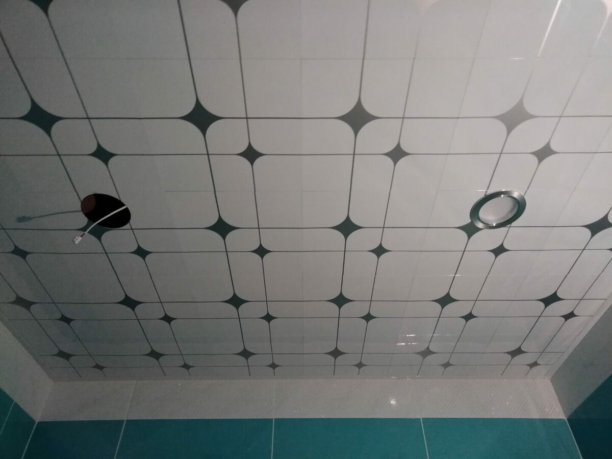 Кассетный потолок №5