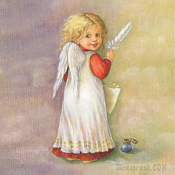 таллине картинки про ангела и желания комкают