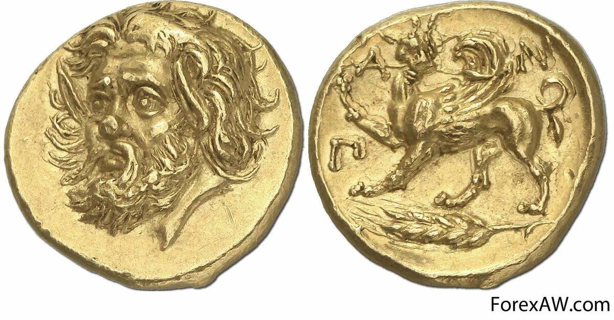 остались фото монет пантикапей золотые павлович, только великолепный