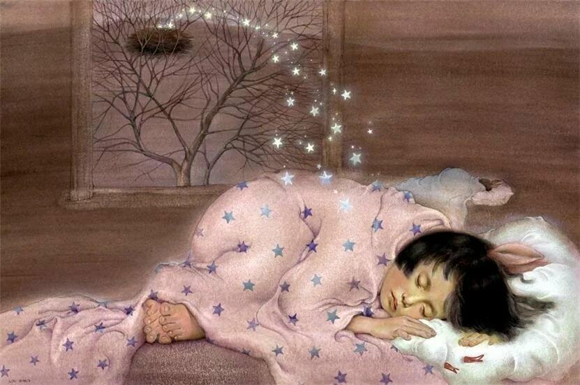 засса сон милый сон картинки разберем самый