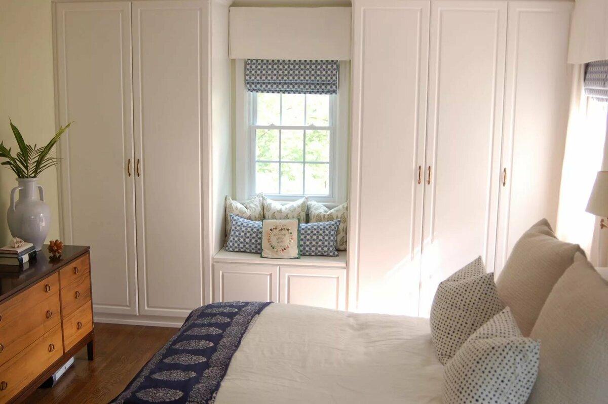 Шкаф со световым окном фото