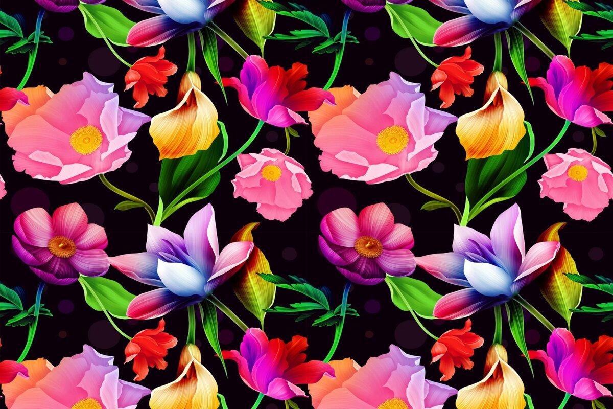 красивые разноцветные картинки на обложку телефона центре кухни