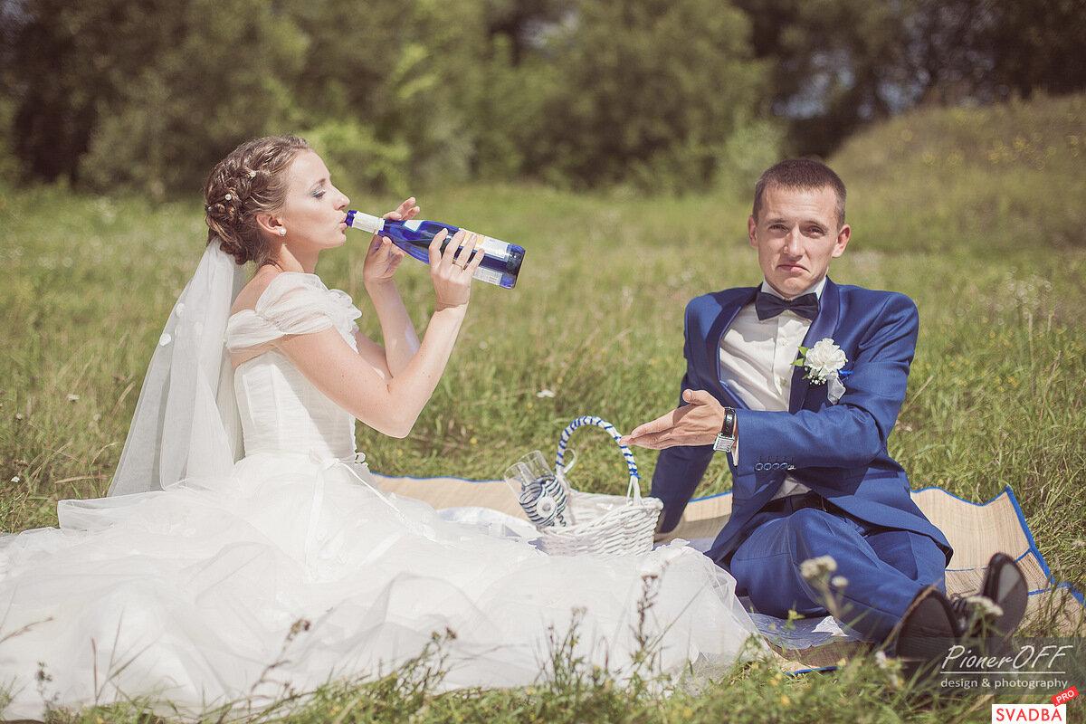 интересные идеи для свадебной фотосессии крупная