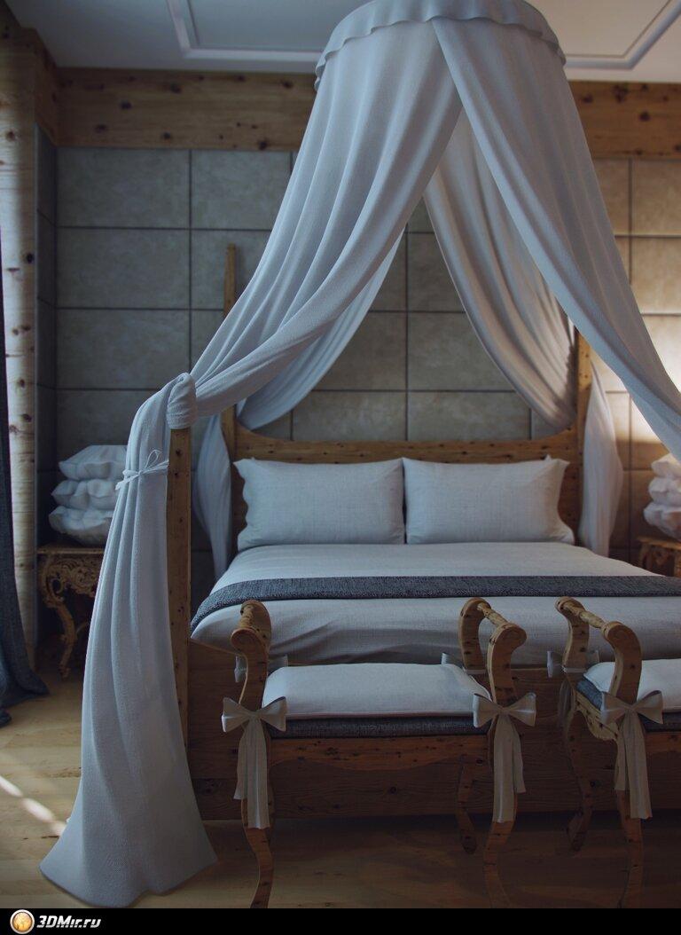 постройневшая балдахин над кроватью своими руками фото длиною один аршин
