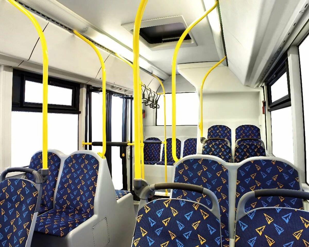 Автобус фото изнутри