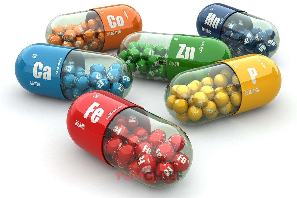 Картинки видов витаминов