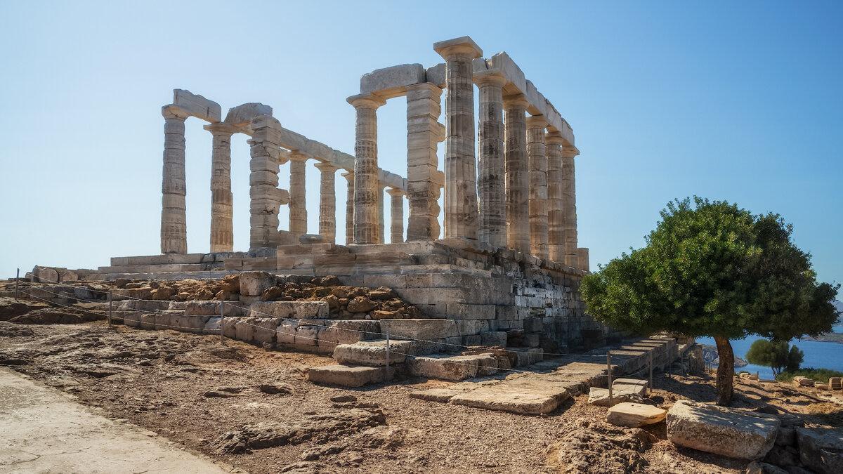 Храм Посейдона Сунийского