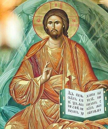 христос вседержитель икона